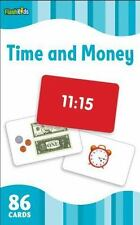 Flash Kids Flash Cards: Time and Money (Flash Kids Flash Cards) by Flash Kids...