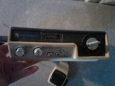Vintage Motorola  Mobile CB Radio w/Microphone 4002