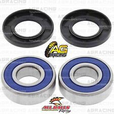 All Balls Rear Wheel Bearings & Seals Kit For Suzuki RM 125 1989 89 Motocross