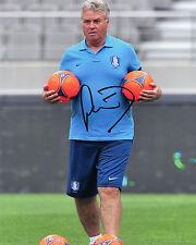 Guus Hiddink - Holland - Signed Autograph REPRINT