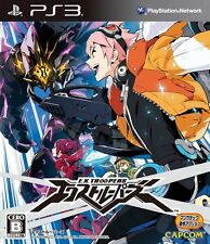 USED PS3 E.X. TROOPERS CAPCOM Free Shipping Japan Import Games PlayStation 3