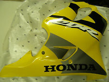GENUINE HONDA PARTS CBR600F 2001  RIGHT HAND SIDE LOWER COWLING YELLOW