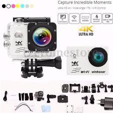WINSOAR Wifi 4K HD 16MP 2'' Sport DV Action Camera Camcorder SJ8000R Waterproof