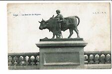 CPA - Carte Postale - Belgique-Liège - Le Batelier de Mignon  S3022