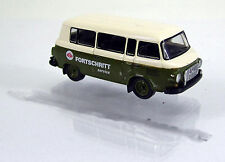 "Herpa 066273  IFA Barkas B 1000 Bus "" Fortschritt Service "" -   Scale 1/120 TT"