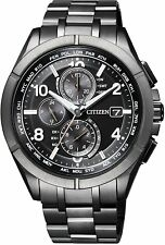 Citizen ATTESA Eco-Driveradiot AT8166-59E Direct Flight Men's Watch New in Box