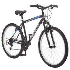 Roadmaster 26-inch Granite Peak Mountain Bike for Men - Black/Blue