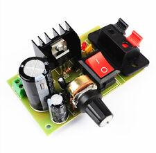 LM317 DC 5V-35V to 1.25V-30V Step Down DIY Kit AC/DC Power Supply Module CA