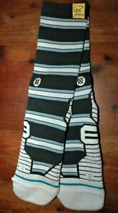 Stance Jack Nicklaus GOLF crew socks NEW Men's large 9-13 RARE mid casual