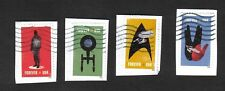 #5132-5 Star Trek, Used Set of 4, On Paper