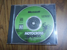 Microsoft Motocross Madness PC CD-ROM 1998 game for Windows 95/98