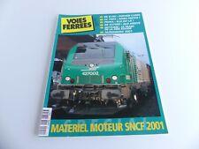 VOIES FERREES N° 124 MARS / AVRIL 2001