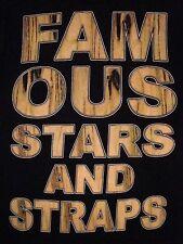 Famous Star & And Straps Skateboarding Skateboards Skater Merch T Shirt S