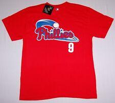 Philadelphia Phillies Domonic Brown #9 Player Jersey T-Shirt M