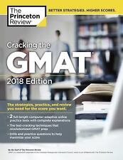 Cracking the GMAT with 2 Computer-Adaptive Practice Tests, 2018 Edition: By P...
