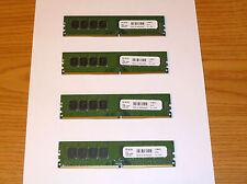 GB-Micro 32GB (4x8GB) = DDR4-2400 288Pin Non-ECC Unbuffered Desktop Memory RAM