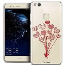 """Coque Crystal Gel Pour Huawei P10 LITE (5.2"""") Souple Love Ballons d'amour"""