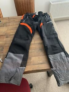 Stihl Advance X-Flex Chsinsaw Trousers (design C / Class 1) Medium