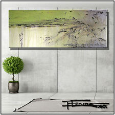 ABSTRACT PAINTING MODERN CANVAS WALL ART Large Direct from Artist US ELOISExxx