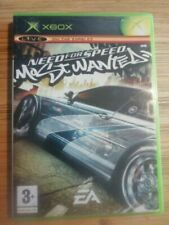 Jeu Xbox - Need For Speed Most Wanted + Colin Mcrae Rally 3 CD Seul