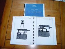 Berco BT6 Line Boring Machine Manual