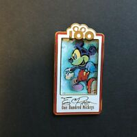 DLR - One Hundred Mickeys Pin Series MM 004 - Skippin Out Color Disney Pin 11129