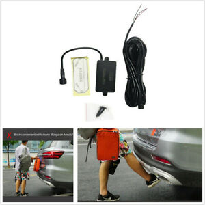 Auto Car Electric Tail Gate Opener Trunk Rear Door Assist Controller Foot Sensor