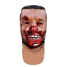 Verrottete Zombie - Faceskinz Maske
