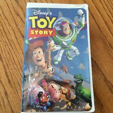WALT DISNEY VHS TOY STORY 1