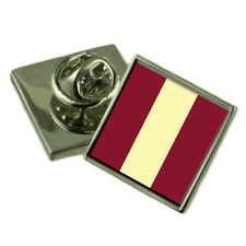 Army The King'S Royal Hussars Trf Silver 925 Badge