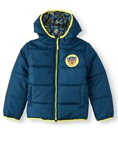 Official Paw Patrol Kids Winter Padded Jacket Pakra 2-6 yr  Chase Marshall