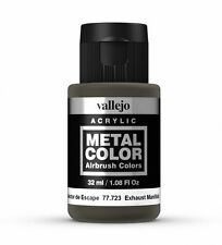 Vallejo Metal Colores-Aerógrafo Pintura-Multiple De Escape 32ml - 77.723