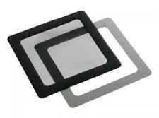 Filtro antipolvere DEMCiflex 120 mm, Square-Nero/Nero
