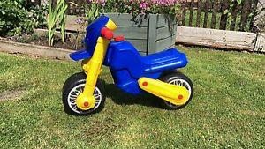 Childrens Ride On Motorbike Garden Toy