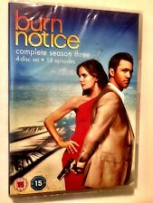 Burn Notice Season 3 - NEW DVD
