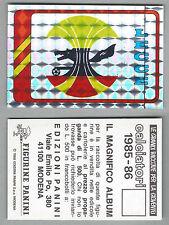 SCUDETTO CALCIATORI PANINI 1985/86 - NUOVA/NEW N.131 LECCE