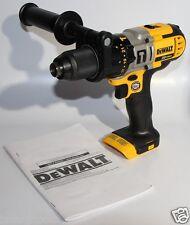 "Dewalt DCD985 20V Max Heavy Duty 1/2"" Cordless Hammerdrill Tool Only"