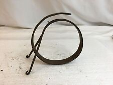Antique Hand Forged Candle Holder Wrought Iron