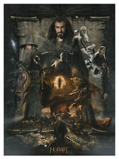 The Hobbit: The Desolation of Smaug Paper Giclee 55 Of 2000