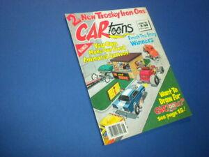 CARTOONS/CAR TOONS magazine 1985 June - Petersen Publishing racing hot rods
