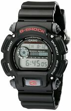 Casio G-Shock Men's DW9052-1V Quartz Chronograph Black Resin Band 48.5mm Watch