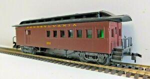 Rivarossi - 1880-1920's Old Time Passenger Car - Combine - Pennsylvania 901 - HO