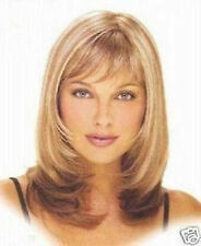 / Fashion Short Mix blonde Curly lady's Synthetic Hair Cosplay Wigs/wig+cap