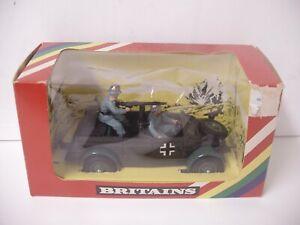 Vintage Britains VW Kubelwagen # 9783 German Scout Car Mint W/ Box