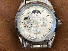 Kronen & Sohne Automatic Moon phase Gents quality Watch perfect condition
