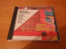 Ted Heath Big Band Percussion Beatles, Bach and Bacharach CD