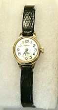 Vintage Cardinal Wrist Watch 17 Jewels Windup Funtional #6652