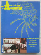 AERONAUTIQUE ASTRONAUTIQUE 111 SATELLITE ESPACE PROP-FAN ELECTROMAGNETIQUE