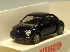 Wiking VW New Beetle, dunkelblau metallic - 035 01 - 1:87