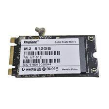 512GB NGFF M2 2242 SATA SSD Solid State Festplatte Modul für HP Lenovo Acer ASUS